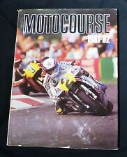 Motocourse 1981 - 1982 Published in UK 1980 Author is Clifford, Peter Editor