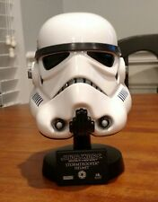 Star Wars Prop by Master Replicas StormTrooper Helmet 0.45 Scaled from ROTJ MR35
