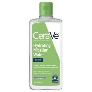 CeraVe Hydrating Micellar Water Ultra Gentle Cleanser 10 oz US IMPORT