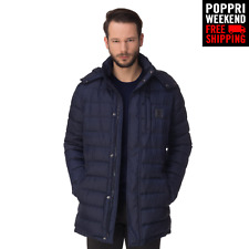 POPPRI WEEKEND: Roberto Cavalli Size 54 / XL Down Detachable Hood Puffer Jacket