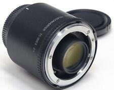 Nikon tc-20e II 2x Telekonverter