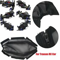 Chassis Dust Resist Cover Dirt Guard Bag for Traxxas RC Rally Slash 4x4 LCG 1/10