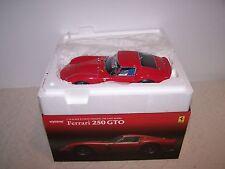 1:18 NOVEDAD Kyosho Ferrari 250 GTO RED NUEVO EN EMB. orig. - RAREZA