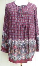 Rayon Boho Tunic, Kaftan Tops & Shirts for Women