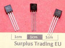 2n5551 NPN polivalente Amplificatore A Transistor to-92 (pacco da 10)
