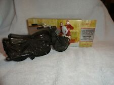 Collectible Avon Bottle - Super Cycle With Original Box