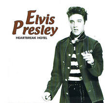 "ELVIS PRESLEY ""Heartbreak Hotel"" CD & 20 Titres Compilation"