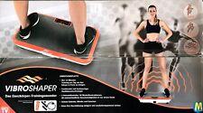 Vibro Shaper Vibroshaper Vibrationsplatte Trainingsgerät inkl. Zubehör