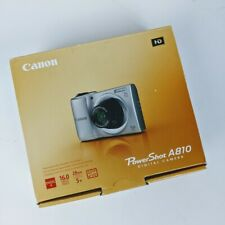 Canon PowerShot A810 16.0 MP Digital Camera Silver