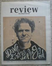 Rare interview with Dave Eggers - Daily Telegraph Review – 25 April 2015