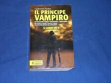 Feehan Il principe vampiro 3 libri in 1 Attrazione fatale Desiderio e L'oro nero