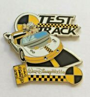 Disney Pin Badge WDW - E-Ticket Attractions - Test Track Goofy