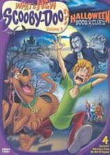 What S Scooby Doo Vol 3 Halloween 0014764237824 DVD Region 1