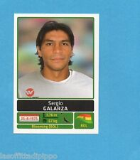 COPA AMERICA 2011 ARGENTINA-Figurina n.93- GALARZA -BOLIVIA-NEW BLACK