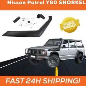 Snorkel / Schnorchel for Nissan Patrol GQ Y60 - TD42 4.2D Raised Air Intake