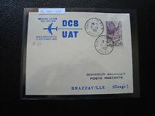 FRANCE - enveloppe 11/9/1960 (paris/brazzaville) (cy66) french