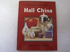 The Collector's Encyclopedia of Hall China by Margaret & Kenn Whitmyer (1989 HC)