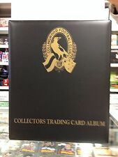 Old Version (2004) AFL Clubs Trading Card Album ( No Zip)--Collingwood