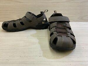 Teva Forebay 1001116 Sandal - Men's Size 10, Turkish Coffee