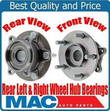 (2) 100% New REAR Wheel Hub Bearing for All Wheel Drive 13-16 Mazda CX5 AWD Rear