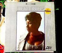 ARETHA FRANKLIN ARETHA ARRIVES VINYL LP 1967 ORIGINAL STEREO ATLANTIC RECORDS