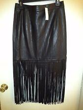 Long Leather Skirts | eBay