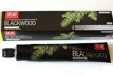 Blackwood Charcoal & Juniper Toothpaste Powerful whitening Splat  75 Ml
