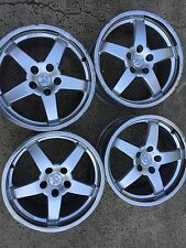 "Hamann HM2 (BMW E36) 5 x 120 18"" 8 1/2"" 38 Offset Wheels, Genuine"