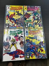 Deadly Foes of Spider-Man (Volume 1) - Complete Lot of all 4 Issues