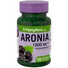 Aronia 1000 mg Chokeberry 100 Caps - Piping