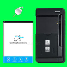 High Quality 2100mAh Battery + Portable Charger for Alcatel Cameox 4G Lte 5044R