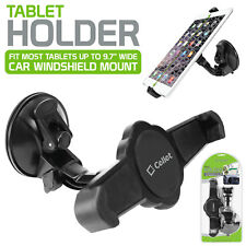 Car Window Suction Mount Tablet Holder for iPad 2 Mini Cradle Stand Samsung Tab