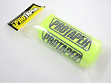 "Pro Taper 2.0 Square Fat Bar Pad Neon Hi-Viz Yellow for 1-1/8"" Handlebars NEW"