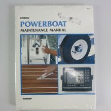 Clymer Powerboat maintenance manual b700 inglés