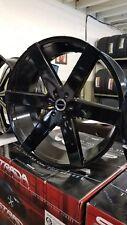 "24"" INCH STRADA RIMS WHEEL & TIRE FIT RANGE ROVER BMW FORD INFINITI DODGE CHRYSL"