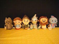 Hallmark Wizard of Oz itty bitty's  (set of 6)