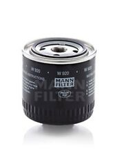 MANN-FILTER Ölfilter W 920 für GLAS FENDT 1700 GT 04 3/4-16 UNF 1004 1300 1304
