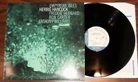 Audiophile DMM jazz lp HERBIE HANCOCK Empyrean Isles 1984 Blue Note 84175 V++/E