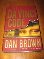 The Da Vinci Code (Robert Langdon #2) by Da 00004000 n Brown - Hc (2003)