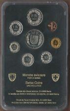 Zwitserland 1997 FDC of BU set. Switzerland Suisse Svizzera Schweiz