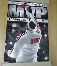 LeBron James Mvp Official Poster - 600mm x 900mm - brand new - in tube (#561)