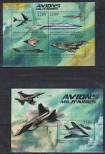C832. Burundi - MNH - Transport - Airplanes - Military - 2012