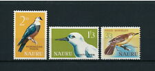 Nauru  #49/56 MLH, Birds, 1965