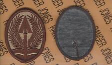 U.S. Army Ele. MULTI-NATIONAL CORPS IRAQ Desert DCU uniform patch m/e