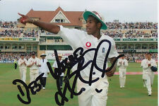 ENGLAND CRICKET HAND SIGNED ALEX TUDOR 6X4 PHOTO 6.
