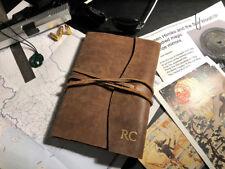 Richard Croft's journal from Tomb Raider movie Lara Croft
