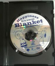 Happiness Is A Warm Blanket Charlie Brown DVD(Case,Disc,No Artwork)