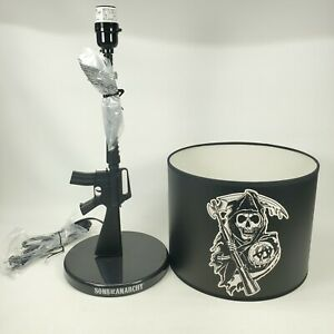 """Sons of Anarchy SOA 18"""" Rifle Lamp"""