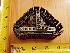 LEGO Technic caterpillar tread wheel replacement with sprockets - new parts