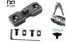 Tough Tactical Tools M-Lok Bipod Adapter, Mlok Bipod Mount and Sling Stud